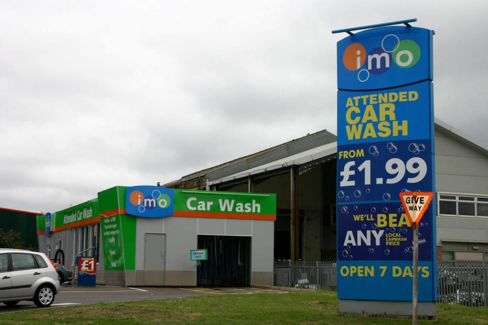 IMO Car Wash Dartford
