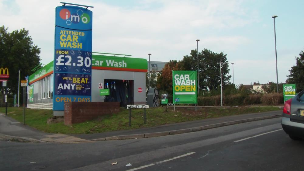 IMO Car Wash Bristol - Sheene Rd