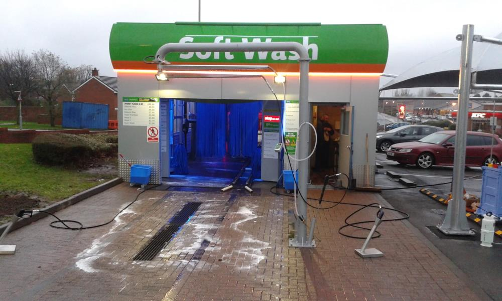 IMO Car Wash South Shields