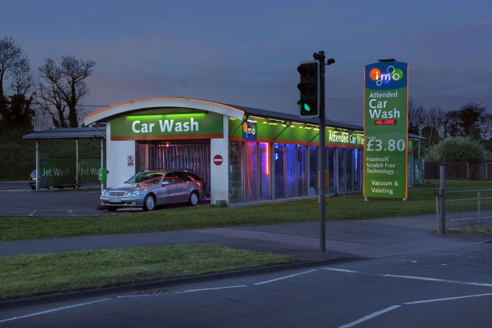 IMO Car Wash Whitstable