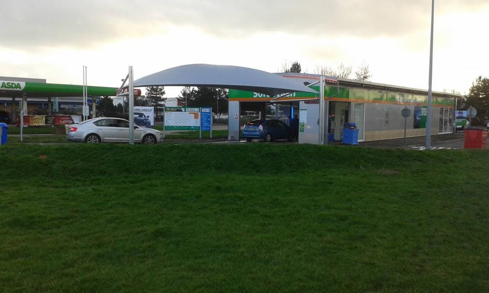 IMO Car Wash Eastbourne (ASDA)