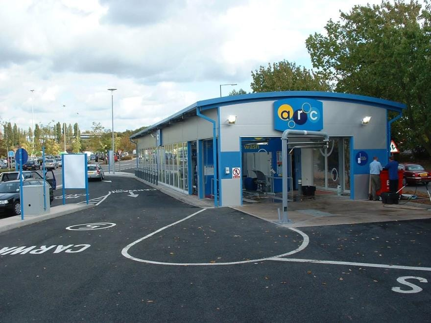 IMO Car Wash Patchway (ASDA)