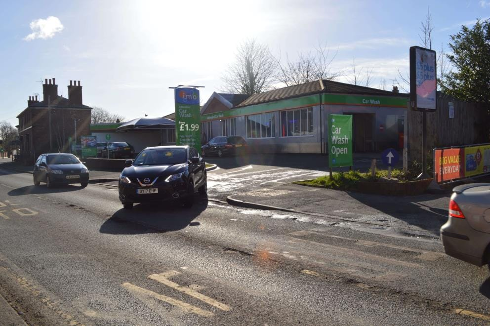 IMO Car Wash Wrexham
